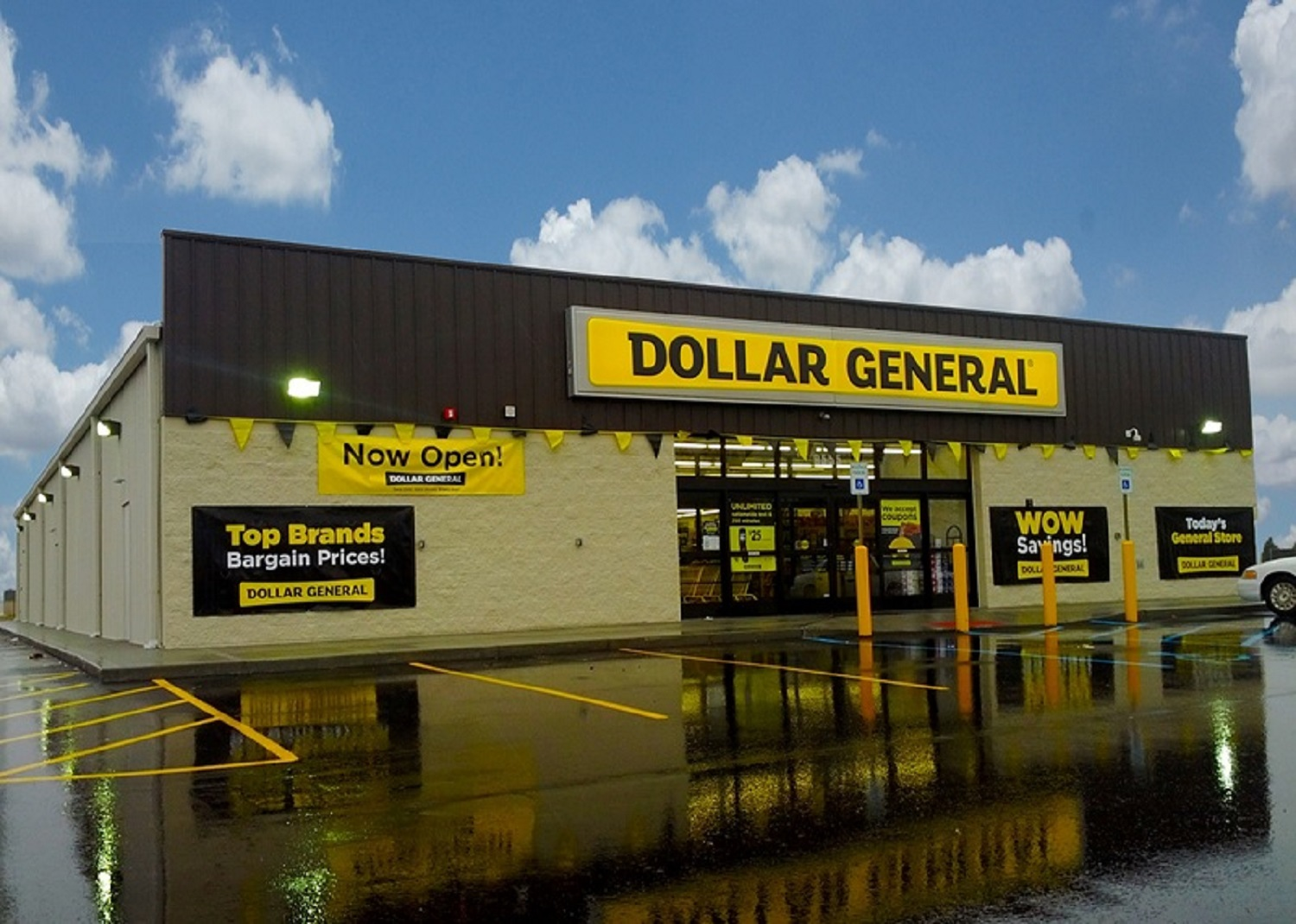 Louisana Triple Net Dollar General