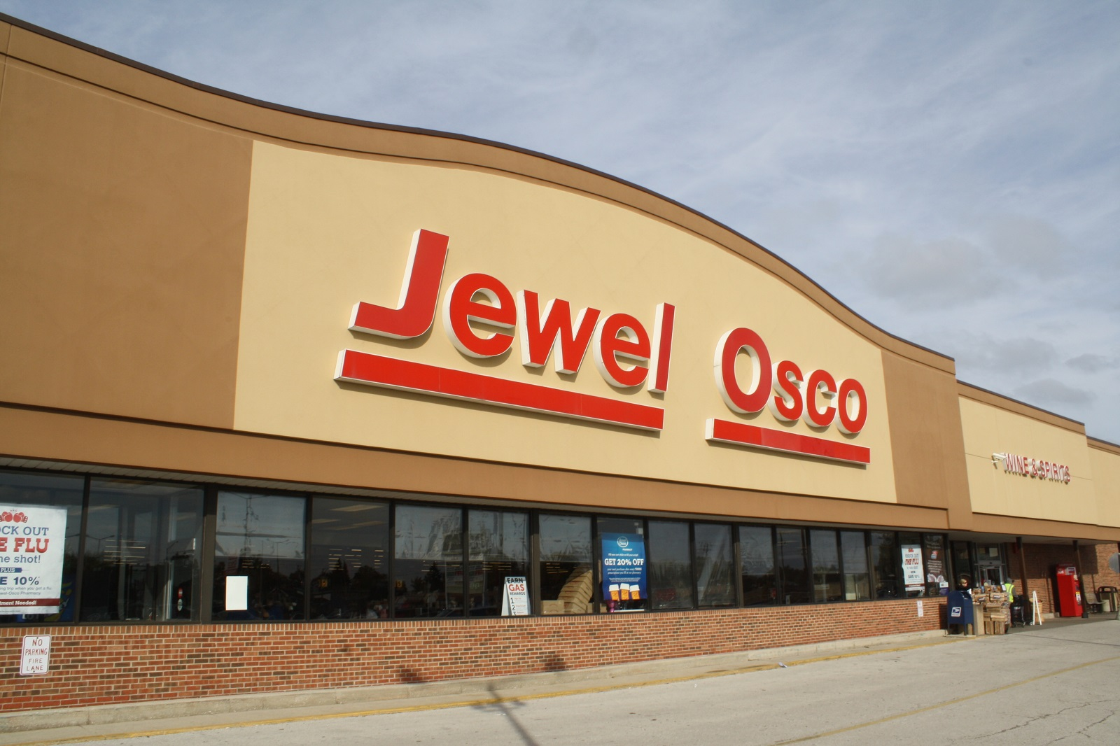 Net Leased Jewel Osco