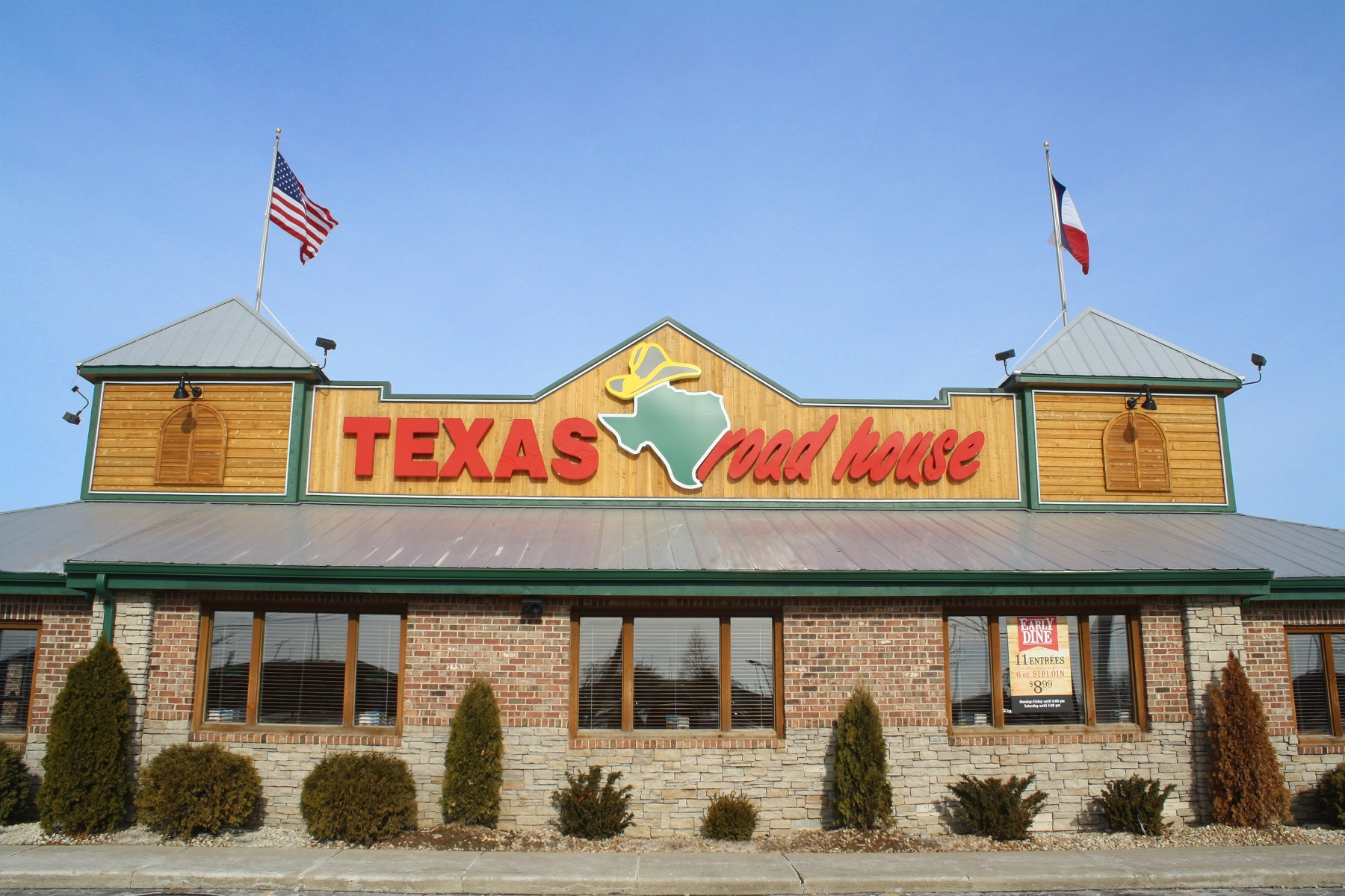 Net Lease Texas Roadhouse