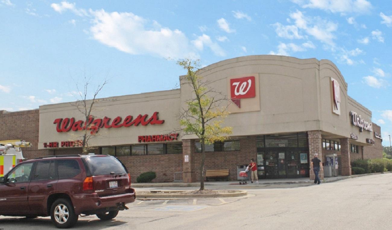 Chicago MSA Walgreens