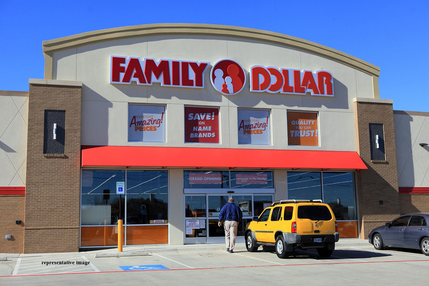 New Mexico Family Dollar