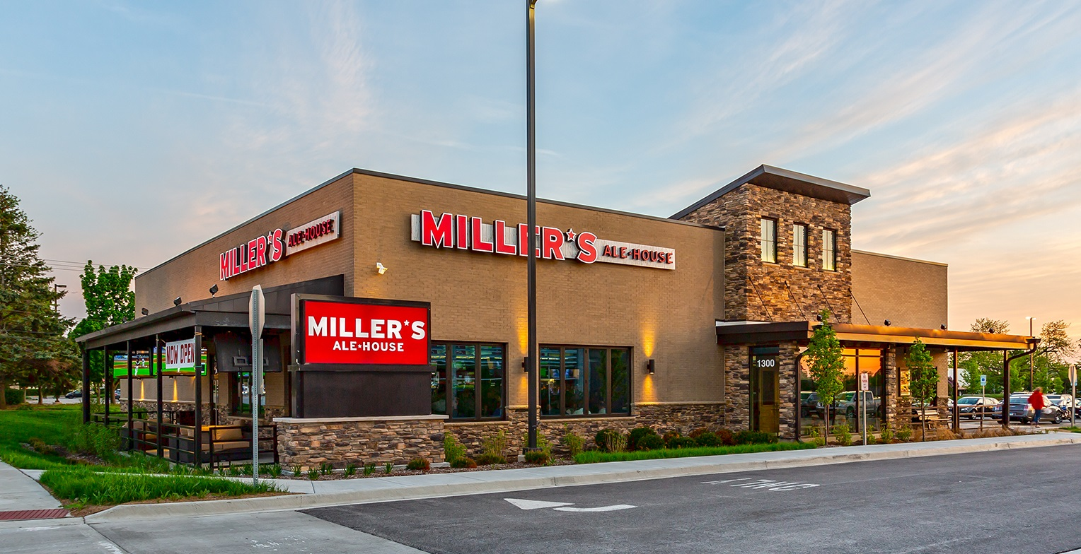 Net Lease Miller's Ale House