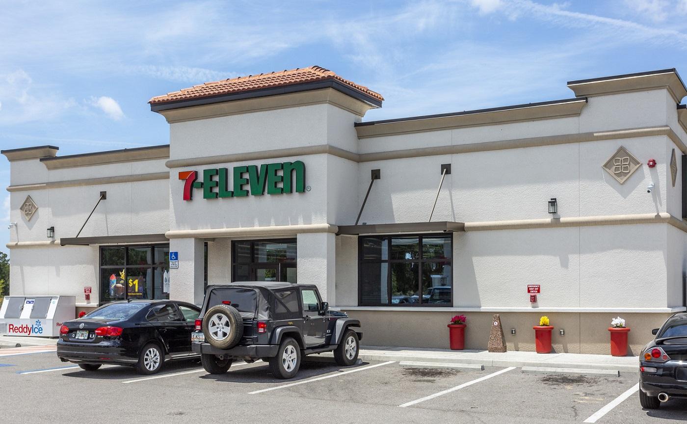 Florida 7-Eleven Property