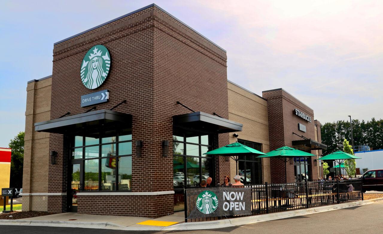 Texas Starbucks