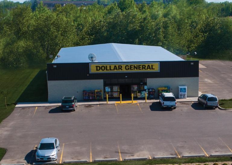 Net Lease Minnesota Dollar General