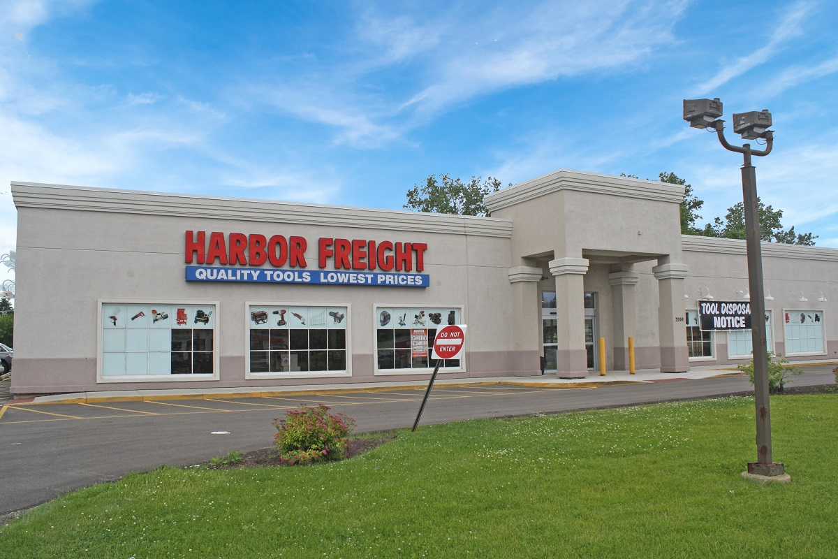 Net Lease Harbor Freight