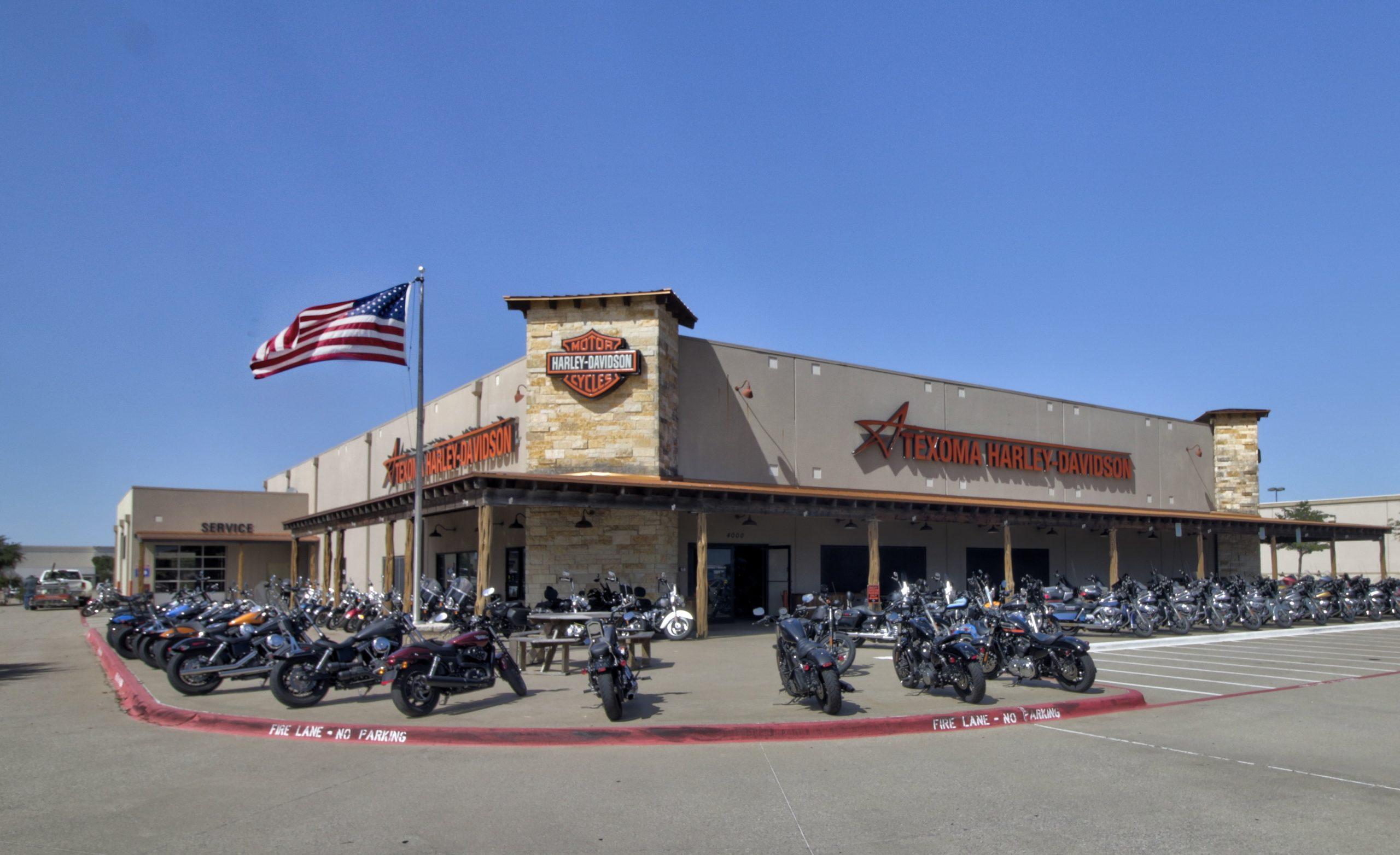 Net Lease Harley-Davidson