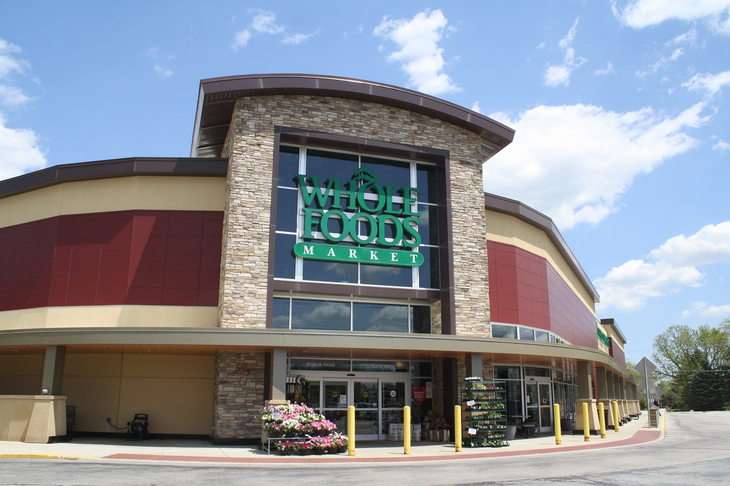 Net Lease Whole Foods Property