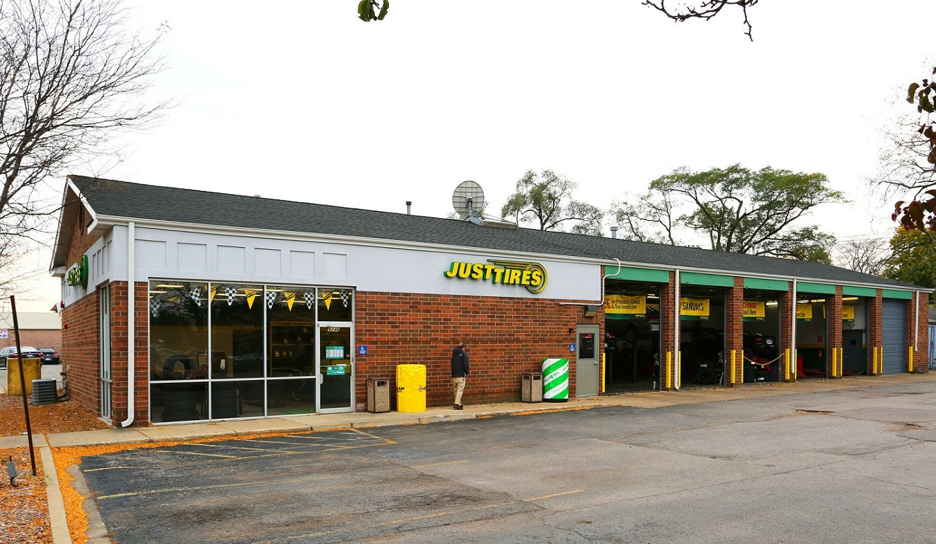 Net Lease Just Tires