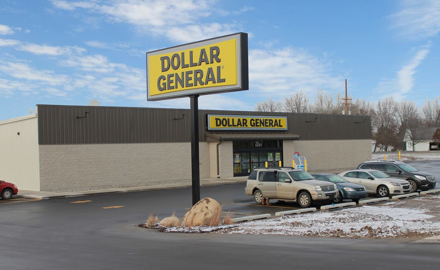 Net Leased Michigan Dollar General