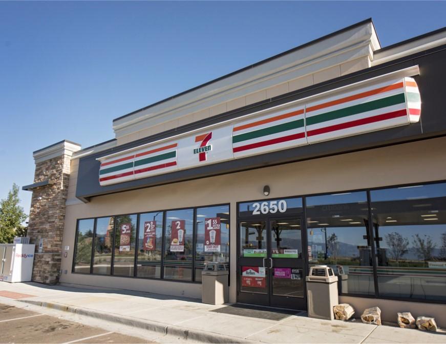 New Construction 7-Eleven