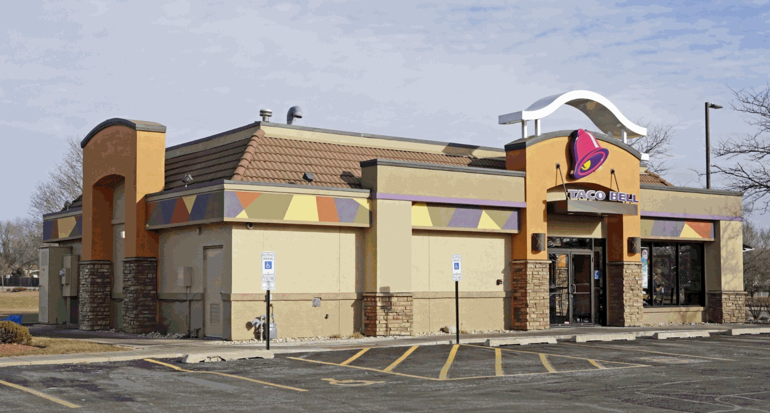 Net Leased Taco Bell
