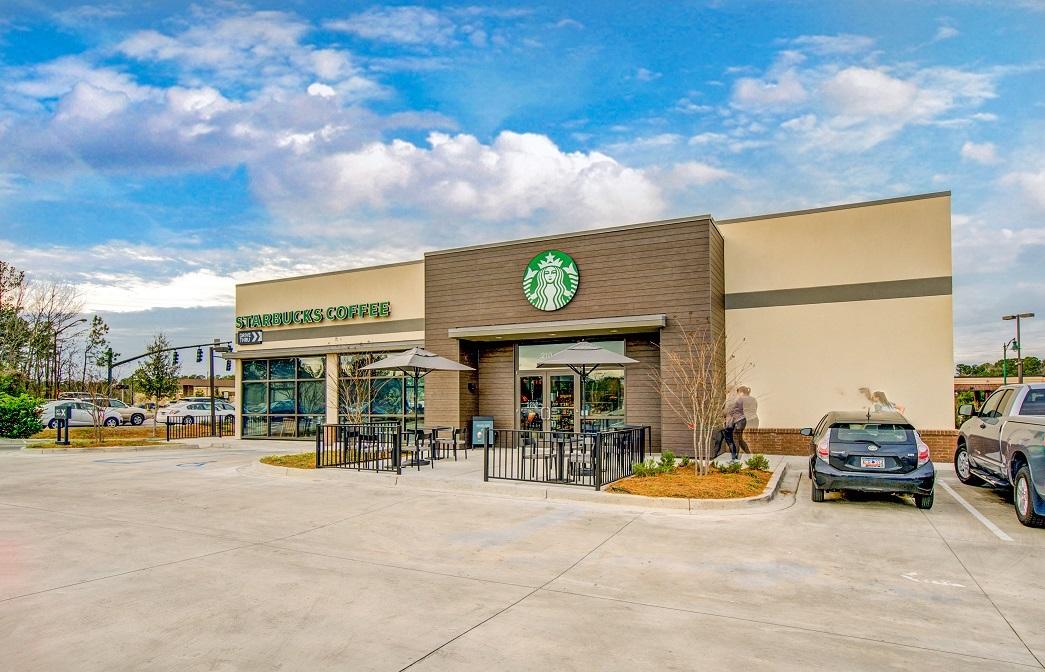 Net Leased Starbucks Property Sold