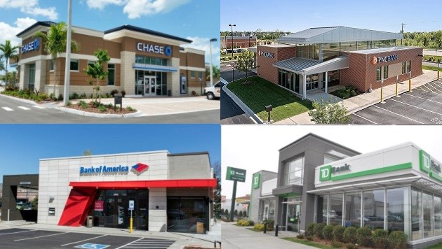 Net Lease Bank Properties