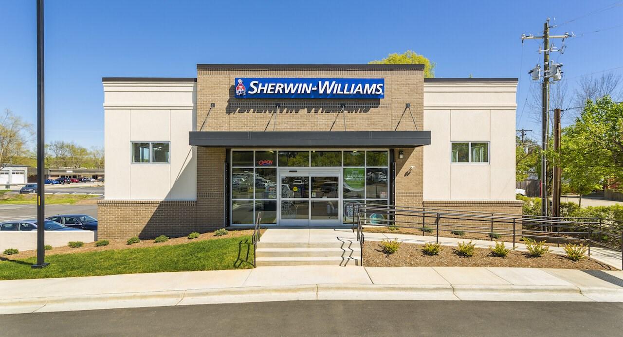 Net Leased Sherwin-Williams