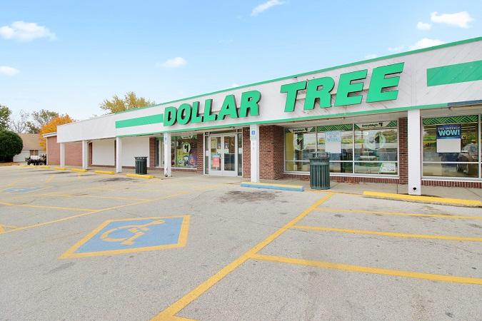 net lease dollar tree property