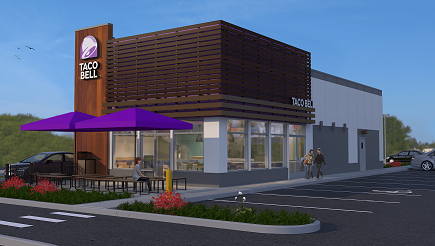 Leased Taco Bell